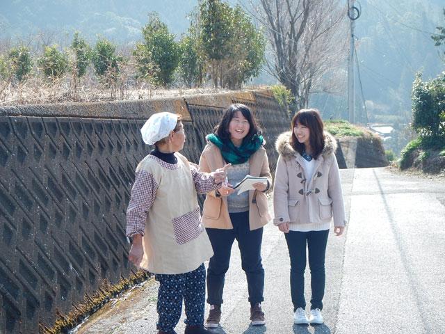 神池住民と大学生