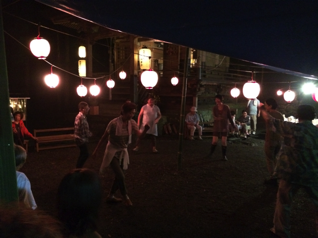 普賢堂夏祭り2