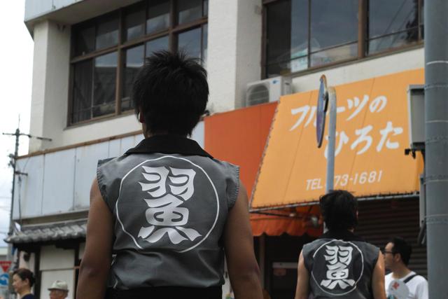 高知工科大学よさこい踊り子隊4