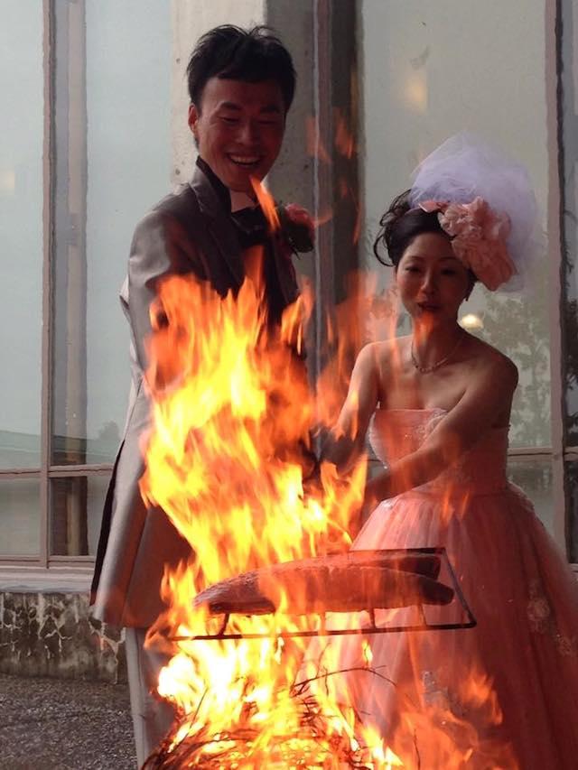 手作り結婚式5
