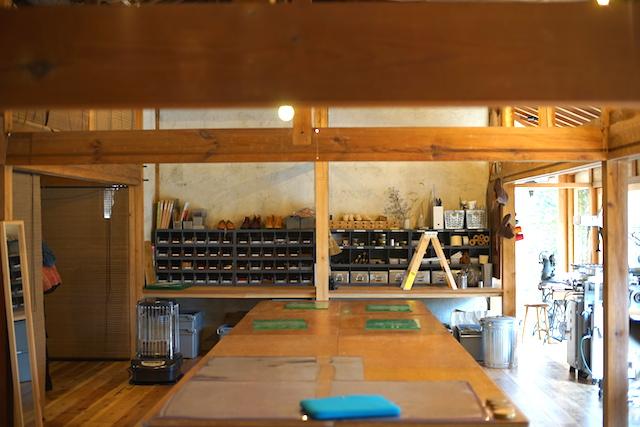 base works 革 教室