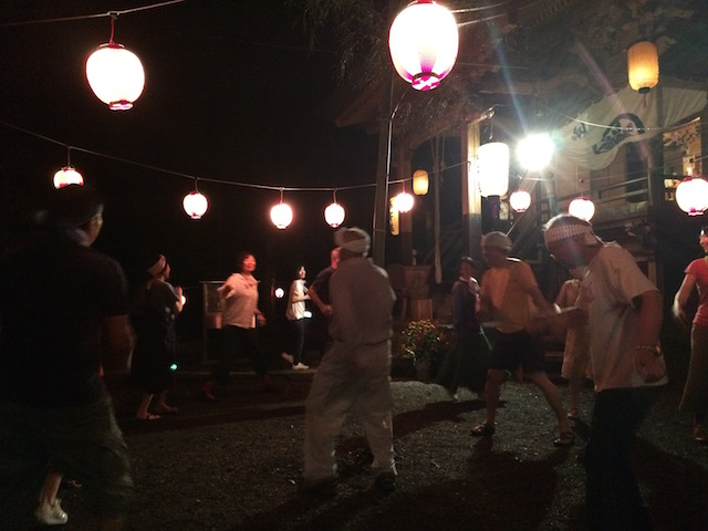 2015笹普賢堂夏祭り1