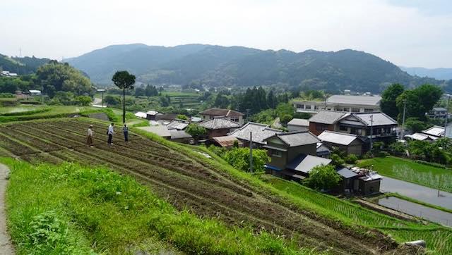 香美市の風景2のコピー