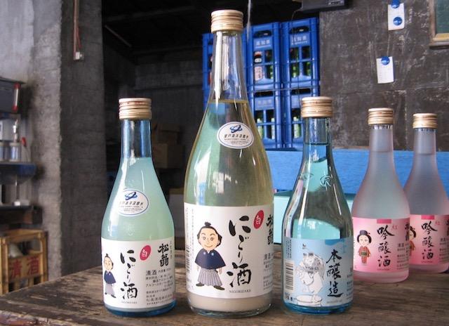 松尾酒造商品