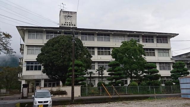 大栃高校全景2