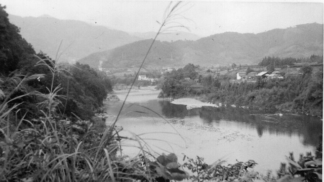 物部川−宮ノ口1960