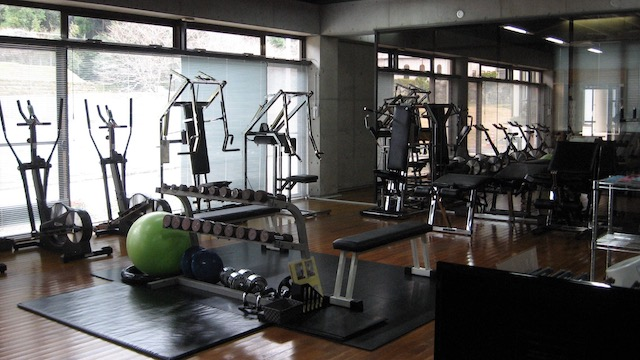 セレネトレーニングルーム1